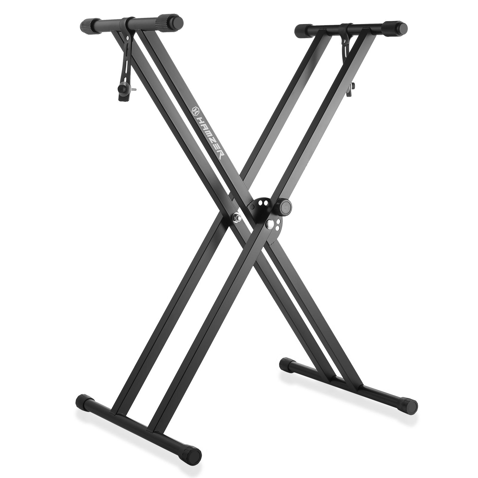 Hamzer Premium Heavy Duty Double Braced Adjustable X2